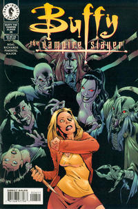 Cover Thumbnail for Buffy the Vampire Slayer (Dark Horse, 1998 series) #26