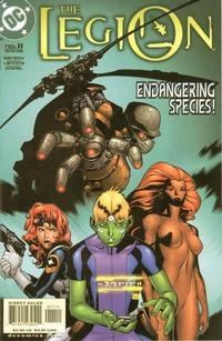 Cover Thumbnail for The Legion (DC, 2001 series) #11