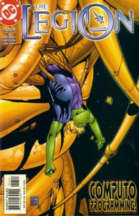 Cover Thumbnail for The Legion (DC, 2001 series) #13