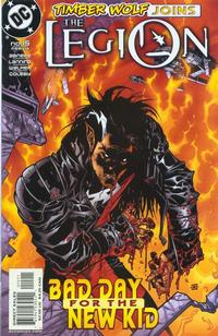 Cover Thumbnail for The Legion (DC, 2001 series) #15