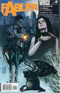 Cover Thumbnail for Fables (DC, 2002 series) #1 [Alex Maleev Cover]