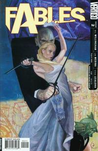 Cover Thumbnail for Fables (DC, 2002 series) #2
