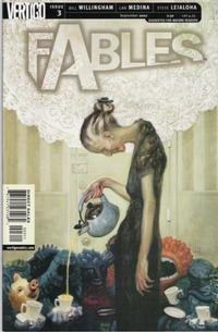 Cover Thumbnail for Fables (DC, 2002 series) #3