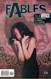 Cover Thumbnail for Fables (DC, 2002 series) #5