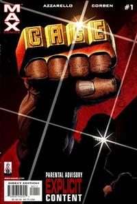 Cover Thumbnail for Cage (Marvel, 2002 series) #1