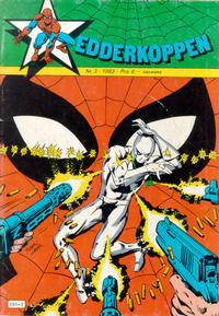 Cover Thumbnail for Edderkoppen (Atlantic Forlag, 1978 series) #3/1983