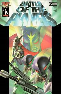 Cover Thumbnail for Battle of the Planets (Image, 2002 series) #2
