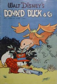 Cover Thumbnail for Donald Duck & Co (Hjemmet / Egmont, 1948 series) #3/1950