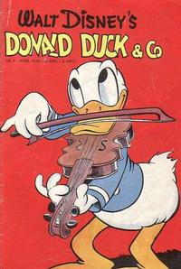 Cover Thumbnail for Donald Duck & Co (Hjemmet / Egmont, 1948 series) #4/1950