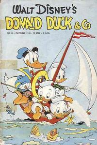 Cover Thumbnail for Donald Duck & Co (Hjemmet / Egmont, 1948 series) #10/1950