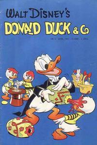 Cover Thumbnail for Donald Duck & Co (Hjemmet / Egmont, 1948 series) #4/1951