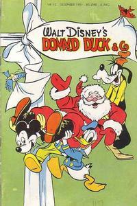 Cover Thumbnail for Donald Duck & Co (Hjemmet / Egmont, 1948 series) #12/1951