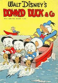 Cover Thumbnail for Donald Duck & Co (Hjemmet / Egmont, 1948 series) #6/1952