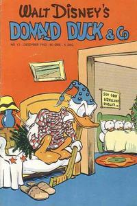 Cover Thumbnail for Donald Duck & Co (Hjemmet / Egmont, 1948 series) #12/1952