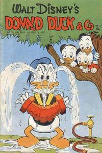 Cover Thumbnail for Donald Duck & Co (Hjemmet / Egmont, 1948 series) #5/1953