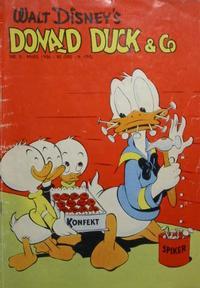 Cover Thumbnail for Donald Duck & Co (Hjemmet / Egmont, 1948 series) #3/1956