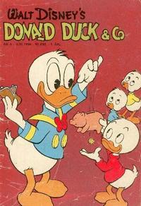 Cover Thumbnail for Donald Duck & Co (Hjemmet / Egmont, 1948 series) #6/1956