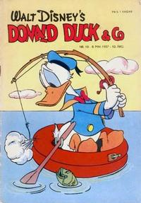 Cover Thumbnail for Donald Duck & Co (Hjemmet / Egmont, 1948 series) #10/1957