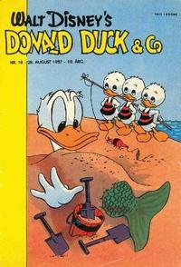 Cover Thumbnail for Donald Duck & Co (Hjemmet / Egmont, 1948 series) #18/1957