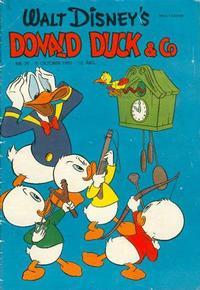 Cover Thumbnail for Donald Duck & Co (Hjemmet / Egmont, 1948 series) #21/1957