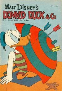 Cover Thumbnail for Donald Duck & Co (Hjemmet / Egmont, 1948 series) #24/1957