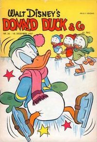 Cover Thumbnail for Donald Duck & Co (Hjemmet / Egmont, 1948 series) #26/1957