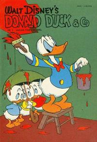 Cover Thumbnail for Donald Duck & Co (Hjemmet / Egmont, 1948 series) #3/1958