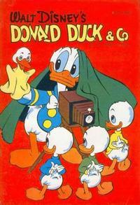 Cover Thumbnail for Donald Duck & Co (Hjemmet / Egmont, 1948 series) #12/1958