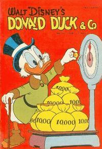 Cover Thumbnail for Donald Duck & Co (Hjemmet / Egmont, 1948 series) #24/1958