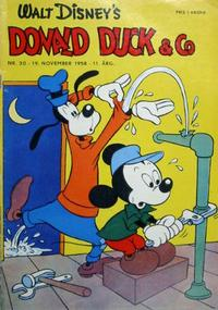 Cover Thumbnail for Donald Duck & Co (Hjemmet / Egmont, 1948 series) #30/1958