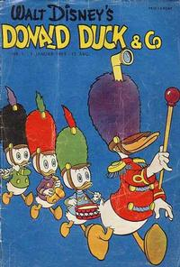 Cover Thumbnail for Donald Duck & Co (Hjemmet / Egmont, 1948 series) #1/1959