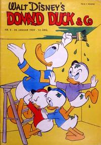 Cover Thumbnail for Donald Duck & Co (Hjemmet / Egmont, 1948 series) #5/1959