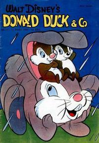 Cover Thumbnail for Donald Duck & Co (Hjemmet / Egmont, 1948 series) #11/1959