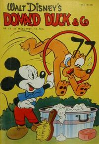 Cover Thumbnail for Donald Duck & Co (Hjemmet / Egmont, 1948 series) #13/1959