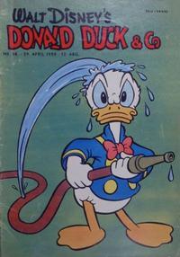 Cover Thumbnail for Donald Duck & Co (Hjemmet / Egmont, 1948 series) #18/1959