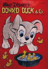 Cover Thumbnail for Donald Duck & Co (Hjemmet / Egmont, 1948 series) #20/1959