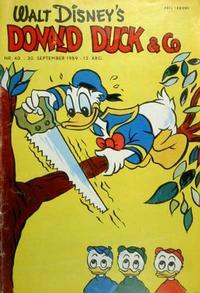 Cover Thumbnail for Donald Duck & Co (Hjemmet / Egmont, 1948 series) #40/1959
