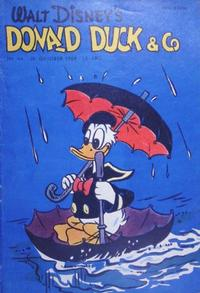Cover Thumbnail for Donald Duck & Co (Hjemmet / Egmont, 1948 series) #44/1959