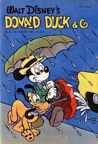 Cover Thumbnail for Donald Duck & Co (Hjemmet / Egmont, 1948 series) #9/1960