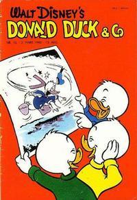 Cover Thumbnail for Donald Duck & Co (Hjemmet / Egmont, 1948 series) #10/1960