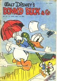 Cover Thumbnail for Donald Duck & Co (Hjemmet / Egmont, 1948 series) #18/1960