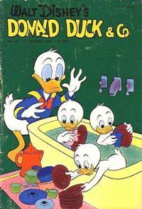 Cover Thumbnail for Donald Duck & Co (Hjemmet / Egmont, 1948 series) #42/1960
