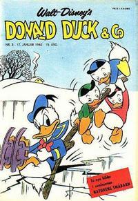 Cover Thumbnail for Donald Duck & Co (Hjemmet / Egmont, 1948 series) #3/1962