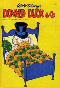 Cover Thumbnail for Donald Duck & Co (Hjemmet / Egmont, 1948 series) #43/1962