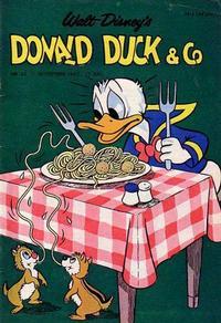Cover Thumbnail for Donald Duck & Co (Hjemmet / Egmont, 1948 series) #45/1962