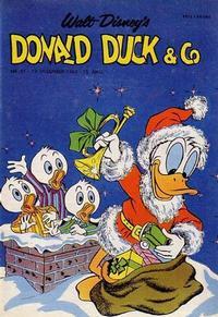 Cover Thumbnail for Donald Duck & Co (Hjemmet / Egmont, 1948 series) #51/1962