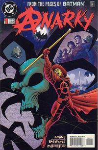 Cover Thumbnail for Anarky (DC, 1999 series) #1