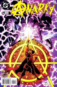 Cover Thumbnail for Anarky (DC, 1999 series) #4