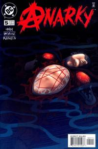 Cover Thumbnail for Anarky (DC, 1999 series) #5