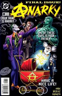 Cover Thumbnail for Anarky (DC, 1999 series) #8